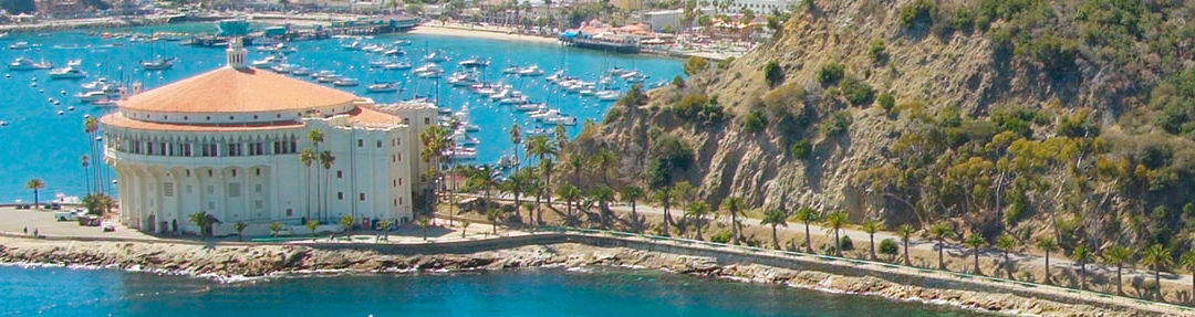 Casino, Avalon Harbor, Catalina Island