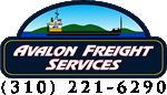 Avalon Freight Services Logo