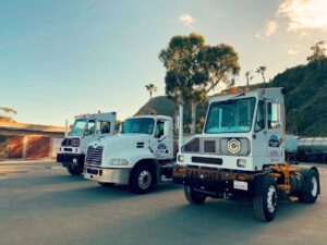 Avalon Freight Services (AFS) Trucks